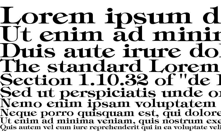 specimens Tiffany Bold Wd font, sample Tiffany Bold Wd font, an example of writing Tiffany Bold Wd font, review Tiffany Bold Wd font, preview Tiffany Bold Wd font, Tiffany Bold Wd font