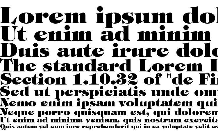 specimens Tiffany Heavy BT font, sample Tiffany Heavy BT font, an example of writing Tiffany Heavy BT font, review Tiffany Heavy BT font, preview Tiffany Heavy BT font, Tiffany Heavy BT font