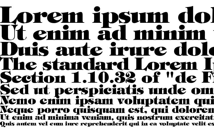 specimens Tiffany Heavy Normal font, sample Tiffany Heavy Normal font, an example of writing Tiffany Heavy Normal font, review Tiffany Heavy Normal font, preview Tiffany Heavy Normal font, Tiffany Heavy Normal font