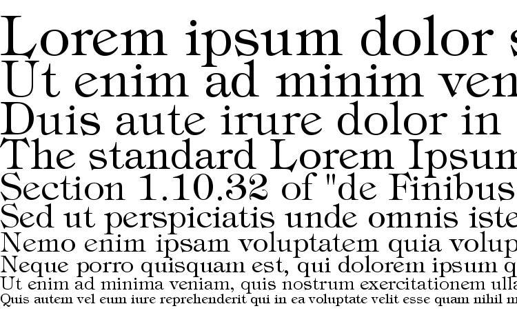 specimens Tiffany Light BT font, sample Tiffany Light BT font, an example of writing Tiffany Light BT font, review Tiffany Light BT font, preview Tiffany Light BT font, Tiffany Light BT font