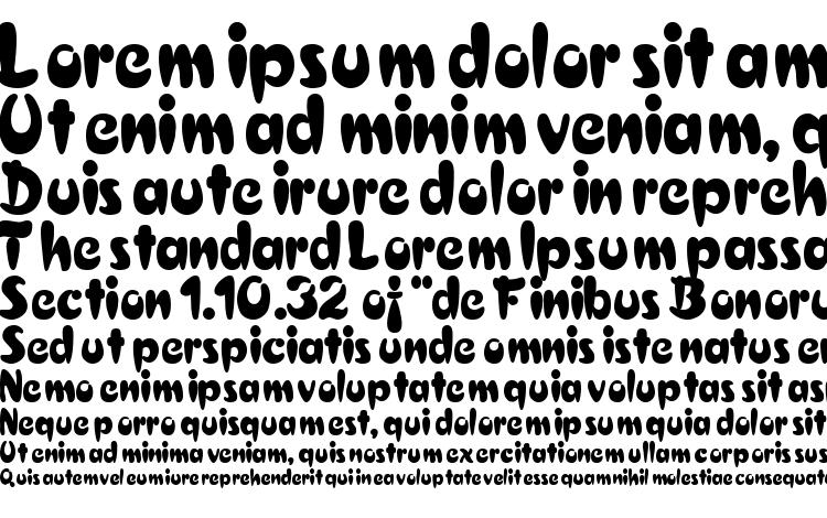 specimens TIFFANY Regular font, sample TIFFANY Regular font, an example of writing TIFFANY Regular font, review TIFFANY Regular font, preview TIFFANY Regular font, TIFFANY Regular font