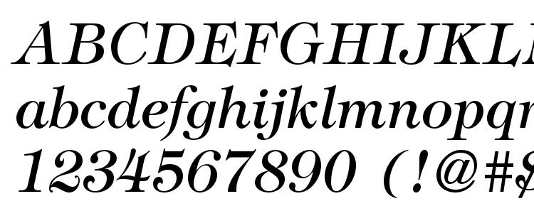 glyphs TiffanyStd Italic font, сharacters TiffanyStd Italic font, symbols TiffanyStd Italic font, character map TiffanyStd Italic font, preview TiffanyStd Italic font, abc TiffanyStd Italic font, TiffanyStd Italic font