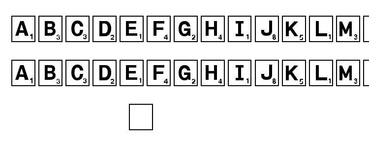 glyphs Tilez font, сharacters Tilez font, symbols Tilez font, character map Tilez font, preview Tilez font, abc Tilez font, Tilez font
