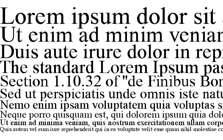 specimens Time Roman font, sample Time Roman font, an example of writing Time Roman font, review Time Roman font, preview Time Roman font, Time Roman font