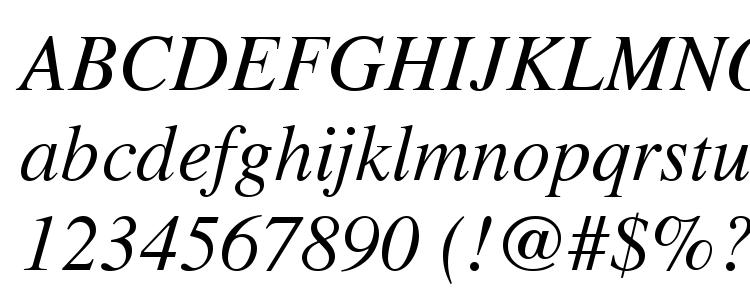 glyphs Times CE Italic font, сharacters Times CE Italic font, symbols Times CE Italic font, character map Times CE Italic font, preview Times CE Italic font, abc Times CE Italic font, Times CE Italic font