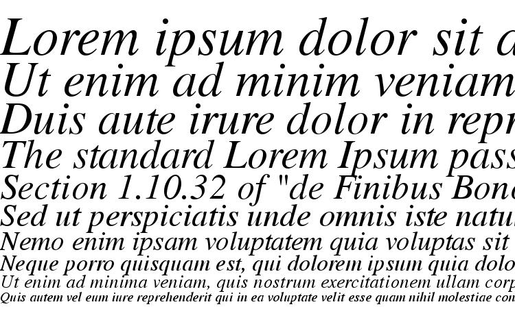 specimens Times CE Italic font, sample Times CE Italic font, an example of writing Times CE Italic font, review Times CE Italic font, preview Times CE Italic font, Times CE Italic font