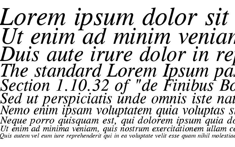 образцы шрифта Times CG ATT Italic, образец шрифта Times CG ATT Italic, пример написания шрифта Times CG ATT Italic, просмотр шрифта Times CG ATT Italic, предосмотр шрифта Times CG ATT Italic, шрифт Times CG ATT Italic