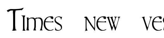 Times new vespasian font, free Times new vespasian font, preview Times new vespasian font