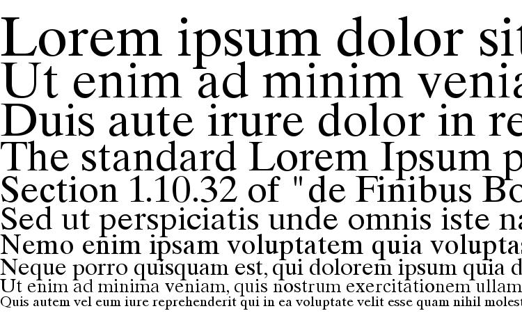 specimens Times Ten CE Roman font, sample Times Ten CE Roman font, an example of writing Times Ten CE Roman font, review Times Ten CE Roman font, preview Times Ten CE Roman font, Times Ten CE Roman font