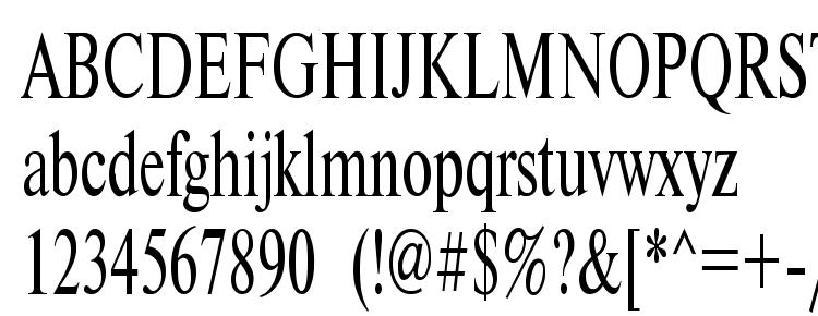 глифы шрифта TimesET 75, символы шрифта TimesET 75, символьная карта шрифта TimesET 75, предварительный просмотр шрифта TimesET 75, алфавит шрифта TimesET 75, шрифт TimesET 75
