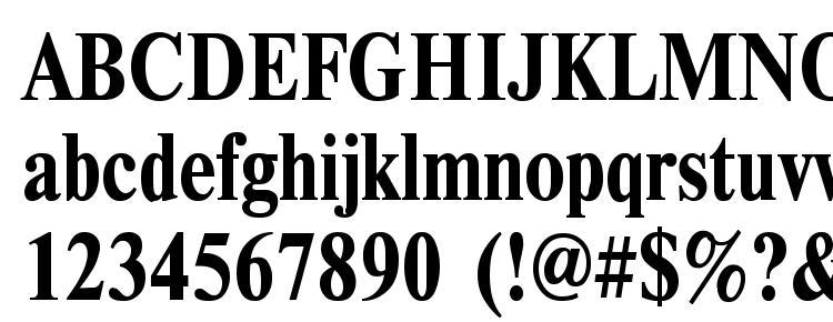 глифы шрифта TimesET 85b, символы шрифта TimesET 85b, символьная карта шрифта TimesET 85b, предварительный просмотр шрифта TimesET 85b, алфавит шрифта TimesET 85b, шрифт TimesET 85b