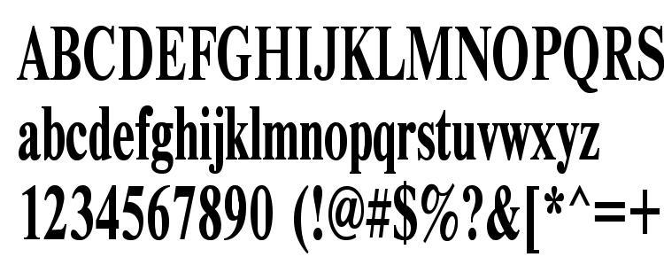 глифы шрифта TimesET65B, символы шрифта TimesET65B, символьная карта шрифта TimesET65B, предварительный просмотр шрифта TimesET65B, алфавит шрифта TimesET65B, шрифт TimesET65B
