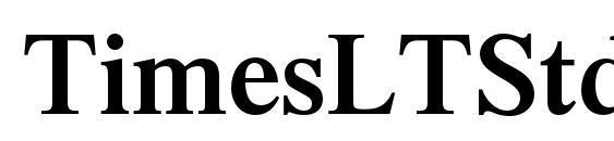 шрифт TimesLTStd Semibold, бесплатный шрифт TimesLTStd Semibold, предварительный просмотр шрифта TimesLTStd Semibold