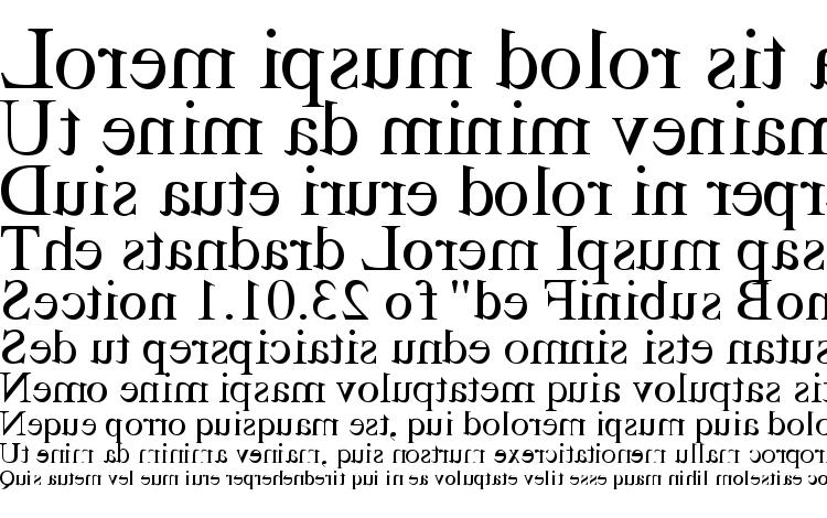 specimens TimesMirror Regular font, sample TimesMirror Regular font, an example of writing TimesMirror Regular font, review TimesMirror Regular font, preview TimesMirror Regular font, TimesMirror Regular font