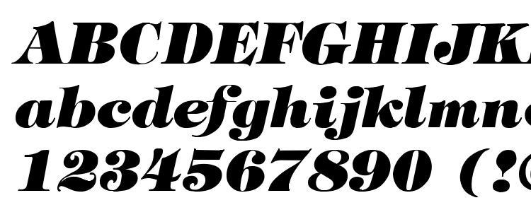 glyphs Timpani Heavy Italic font, сharacters Timpani Heavy Italic font, symbols Timpani Heavy Italic font, character map Timpani Heavy Italic font, preview Timpani Heavy Italic font, abc Timpani Heavy Italic font, Timpani Heavy Italic font