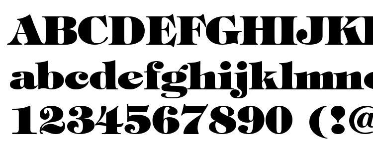 glyphs TimpaniHeavy font, сharacters TimpaniHeavy font, symbols TimpaniHeavy font, character map TimpaniHeavy font, preview TimpaniHeavy font, abc TimpaniHeavy font, TimpaniHeavy font