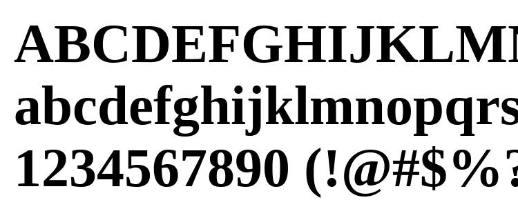 глифы шрифта Tinos Bold, символы шрифта Tinos Bold, символьная карта шрифта Tinos Bold, предварительный просмотр шрифта Tinos Bold, алфавит шрифта Tinos Bold, шрифт Tinos Bold