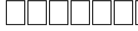 TinplateTitlingBlackWide Font