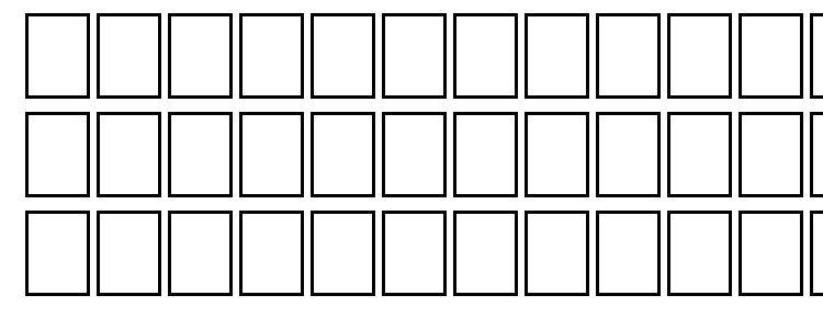 глифы шрифта TinplateTitlingWide, символы шрифта TinplateTitlingWide, символьная карта шрифта TinplateTitlingWide, предварительный просмотр шрифта TinplateTitlingWide, алфавит шрифта TinplateTitlingWide, шрифт TinplateTitlingWide