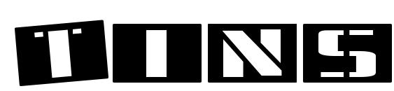 Tinsnips Regular Font