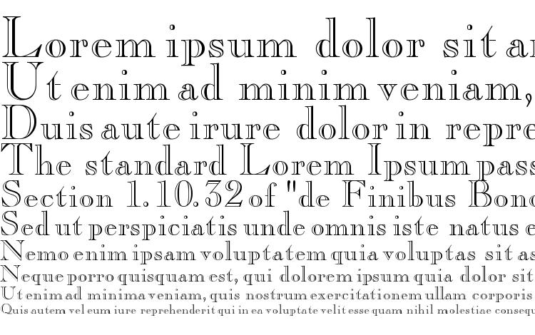 specimens Tintinabulation hollow font, sample Tintinabulation hollow font, an example of writing Tintinabulation hollow font, review Tintinabulation hollow font, preview Tintinabulation hollow font, Tintinabulation hollow font