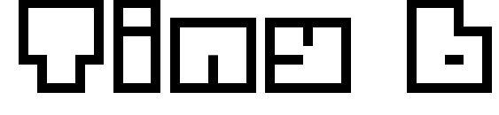 Tiny boxbita10 Font