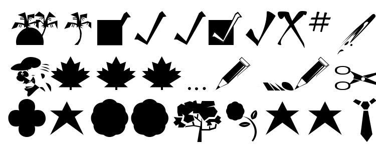 глифы шрифта Tinydings, символы шрифта Tinydings, символьная карта шрифта Tinydings, предварительный просмотр шрифта Tinydings, алфавит шрифта Tinydings, шрифт Tinydings