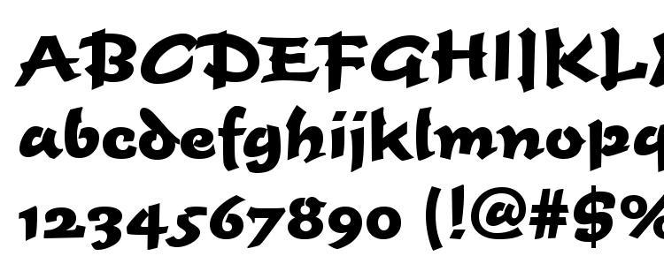 глифы шрифта TiogaScript Bold Regular, символы шрифта TiogaScript Bold Regular, символьная карта шрифта TiogaScript Bold Regular, предварительный просмотр шрифта TiogaScript Bold Regular, алфавит шрифта TiogaScript Bold Regular, шрифт TiogaScript Bold Regular