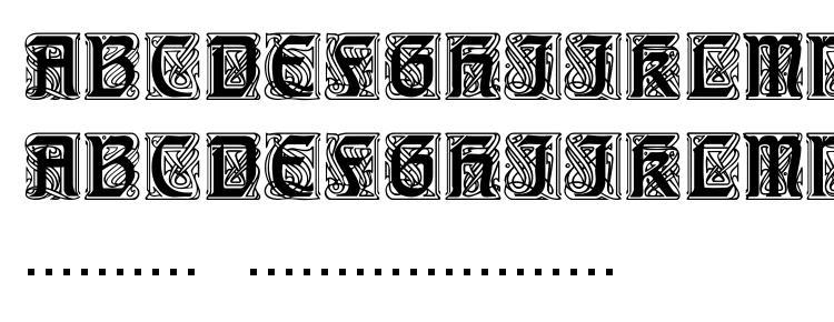 глифы шрифта TitlingCaps, символы шрифта TitlingCaps, символьная карта шрифта TitlingCaps, предварительный просмотр шрифта TitlingCaps, алфавит шрифта TitlingCaps, шрифт TitlingCaps