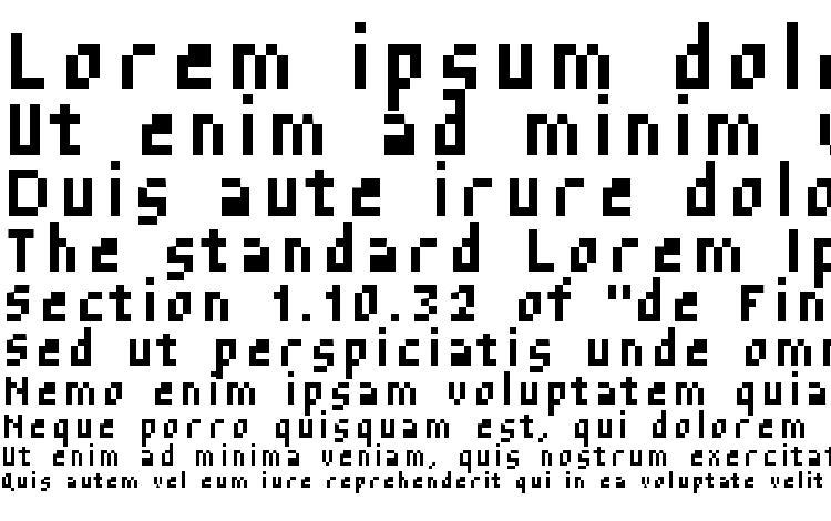 specimens Tkachevica 4px font, sample Tkachevica 4px font, an example of writing Tkachevica 4px font, review Tkachevica 4px font, preview Tkachevica 4px font, Tkachevica 4px font
