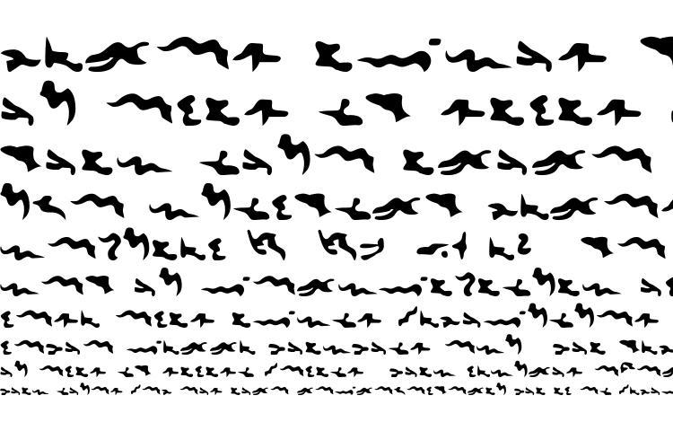 specimens Tkon font, sample Tkon font, an example of writing Tkon font, review Tkon font, preview Tkon font, Tkon font