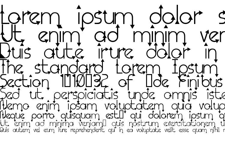 specimens TM That Way Normal font, sample TM That Way Normal font, an example of writing TM That Way Normal font, review TM That Way Normal font, preview TM That Way Normal font, TM That Way Normal font