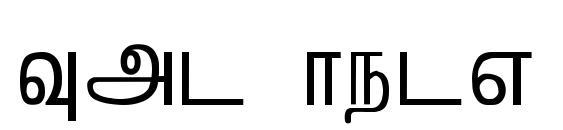 Tml helv plain Font