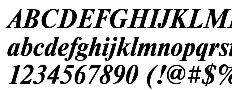 глифы шрифта Tmsdlbi, символы шрифта Tmsdlbi, символьная карта шрифта Tmsdlbi, предварительный просмотр шрифта Tmsdlbi, алфавит шрифта Tmsdlbi, шрифт Tmsdlbi