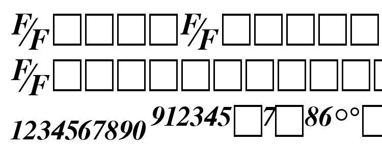 глифы шрифта Tmsfe bolditalic, символы шрифта Tmsfe bolditalic, символьная карта шрифта Tmsfe bolditalic, предварительный просмотр шрифта Tmsfe bolditalic, алфавит шрифта Tmsfe bolditalic, шрифт Tmsfe bolditalic