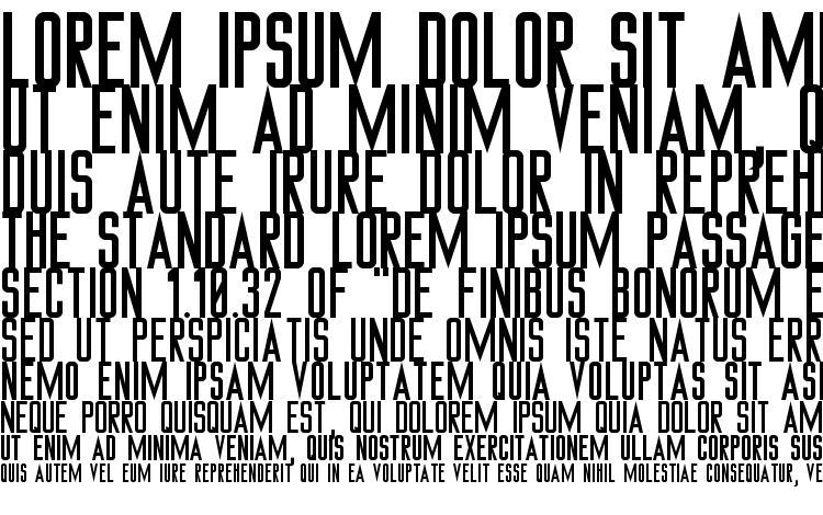 specimens TNG Monitors Plain font, sample TNG Monitors Plain font, an example of writing TNG Monitors Plain font, review TNG Monitors Plain font, preview TNG Monitors Plain font, TNG Monitors Plain font