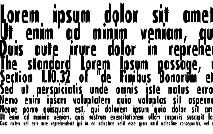 specimens Tofu Condensed font, sample Tofu Condensed font, an example of writing Tofu Condensed font, review Tofu Condensed font, preview Tofu Condensed font, Tofu Condensed font