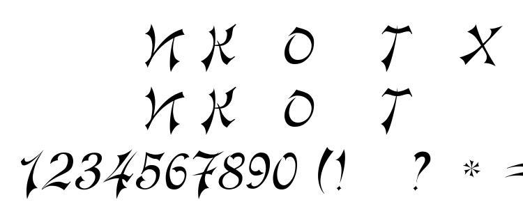 глифы шрифта Tokio, символы шрифта Tokio, символьная карта шрифта Tokio, предварительный просмотр шрифта Tokio, алфавит шрифта Tokio, шрифт Tokio