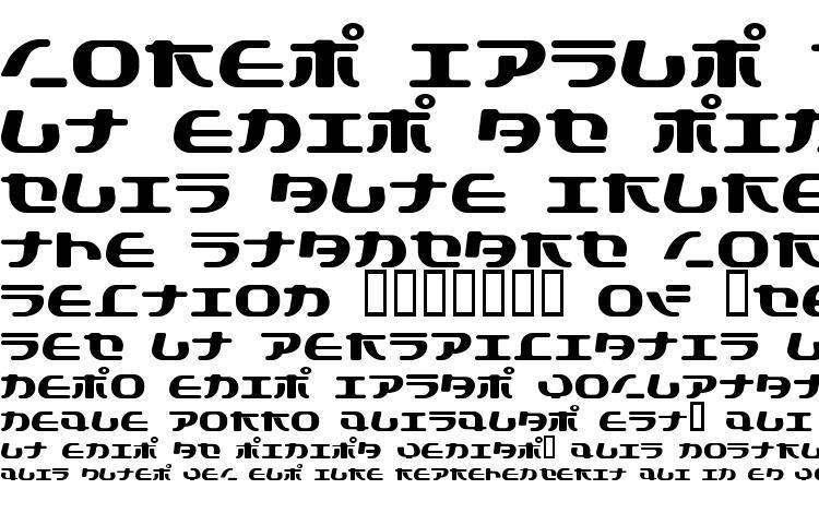specimens Tokyosoft font, sample Tokyosoft font, an example of writing Tokyosoft font, review Tokyosoft font, preview Tokyosoft font, Tokyosoft font