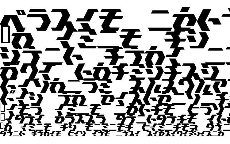 specimens Tokyosquare font, sample Tokyosquare font, an example of writing Tokyosquare font, review Tokyosquare font, preview Tokyosquare font, Tokyosquare font