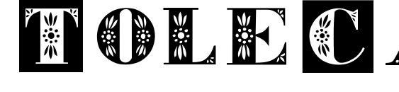 ToleCaps font, free ToleCaps font, preview ToleCaps font