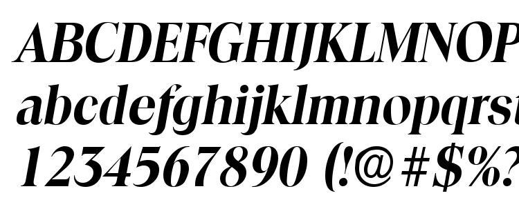 глифы шрифта Toledo demiboldita, символы шрифта Toledo demiboldita, символьная карта шрифта Toledo demiboldita, предварительный просмотр шрифта Toledo demiboldita, алфавит шрифта Toledo demiboldita, шрифт Toledo demiboldita