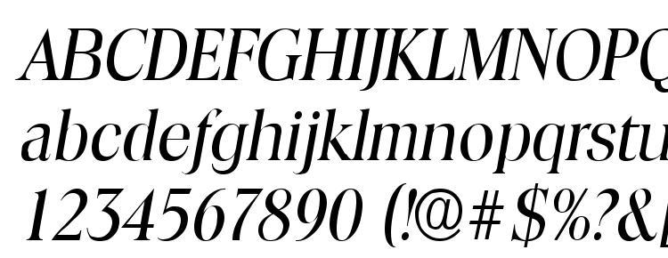 глифы шрифта Toledo Italic, символы шрифта Toledo Italic, символьная карта шрифта Toledo Italic, предварительный просмотр шрифта Toledo Italic, алфавит шрифта Toledo Italic, шрифт Toledo Italic