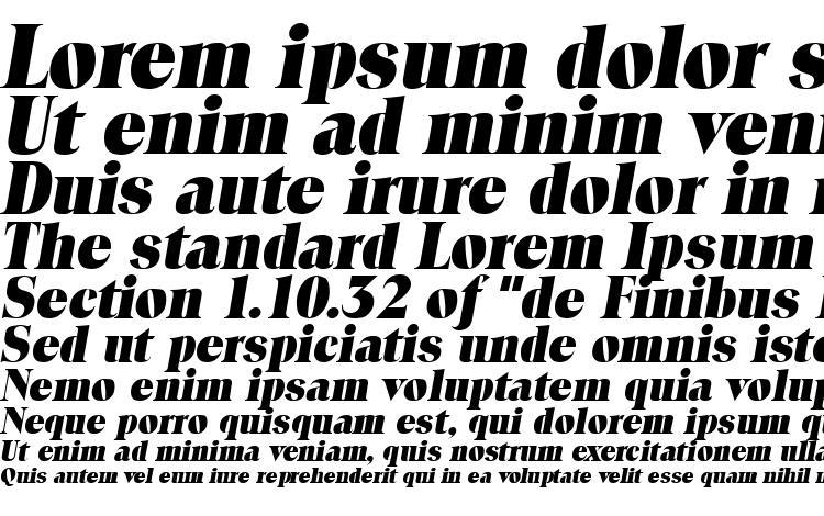 specimens ToledoLH Bold Italic font, sample ToledoLH Bold Italic font, an example of writing ToledoLH Bold Italic font, review ToledoLH Bold Italic font, preview ToledoLH Bold Italic font, ToledoLH Bold Italic font