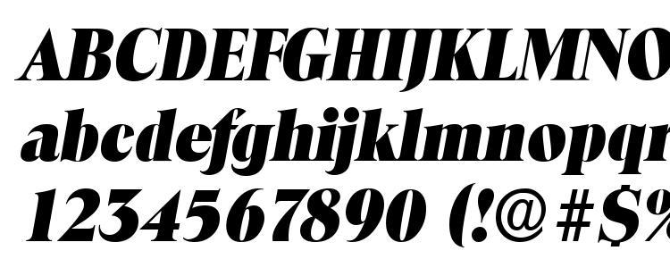 glyphs ToledoSerial Heavy Italic font, сharacters ToledoSerial Heavy Italic font, symbols ToledoSerial Heavy Italic font, character map ToledoSerial Heavy Italic font, preview ToledoSerial Heavy Italic font, abc ToledoSerial Heavy Italic font, ToledoSerial Heavy Italic font