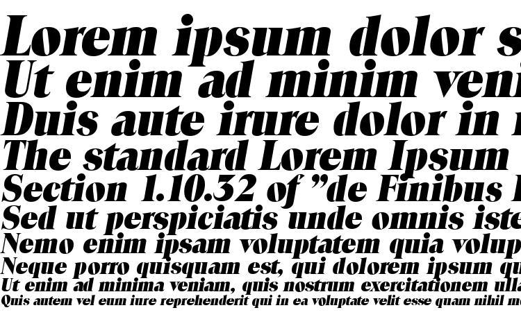 specimens ToledoSerial Heavy Italic font, sample ToledoSerial Heavy Italic font, an example of writing ToledoSerial Heavy Italic font, review ToledoSerial Heavy Italic font, preview ToledoSerial Heavy Italic font, ToledoSerial Heavy Italic font