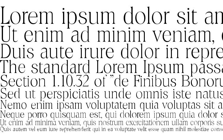 specimens ToledoSerial Xlight Regular font, sample ToledoSerial Xlight Regular font, an example of writing ToledoSerial Xlight Regular font, review ToledoSerial Xlight Regular font, preview ToledoSerial Xlight Regular font, ToledoSerial Xlight Regular font