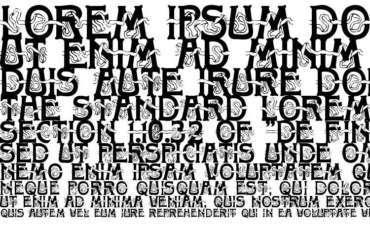 specimens Toletto Medium font, sample Toletto Medium font, an example of writing Toletto Medium font, review Toletto Medium font, preview Toletto Medium font, Toletto Medium font
