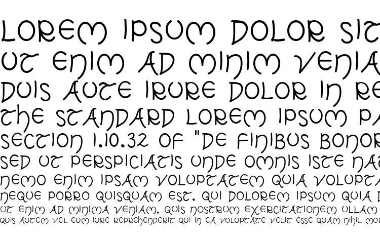 specimens Tolkien Uncial MF font, sample Tolkien Uncial MF font, an example of writing Tolkien Uncial MF font, review Tolkien Uncial MF font, preview Tolkien Uncial MF font, Tolkien Uncial MF font