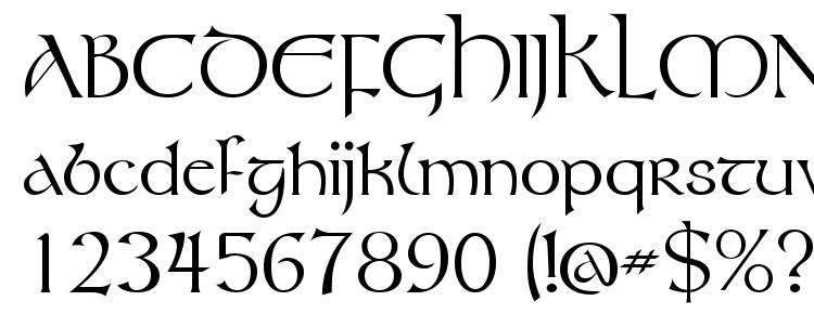 glyphs Tolkien font, сharacters Tolkien font, symbols Tolkien font, character map Tolkien font, preview Tolkien font, abc Tolkien font, Tolkien font